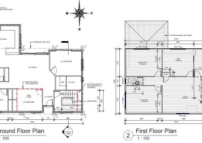 Cottonwood floor plan